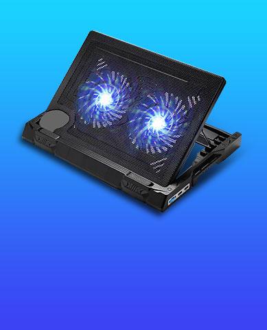 Apple MacBook Pro 13 インチ Retina用ノートブックホルダー クーラー 冷却パッド