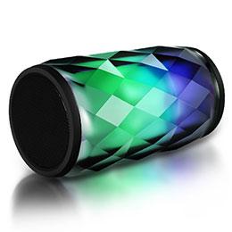 Bluetoothミニスピーカー ポータブルで高音質 ポータブルスピーカー S05 カラフル