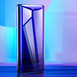 Samsung Galaxy S10用強化ガラス フル液晶保護フィルム F04 サムスン ブラック
