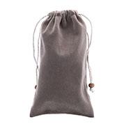 ベルベット巾着袋