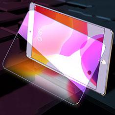 Apple iPad 10.2 (2020)用アンチグレア ブルーライト 強化ガラス 液晶保護フィルム B01 アップル クリア