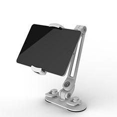 Apple iPad 2用スタンドタイプのタブレット クリップ式 フレキシブル仕様 H02 アップル ホワイト