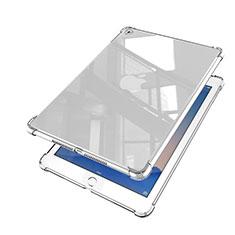 Apple iPad Air 2用極薄ソフトケース シリコンケース 耐衝撃 全面保護 クリア透明 H01 アップル クリア