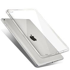 Apple iPad Air 2用極薄ソフトケース シリコンケース 耐衝撃 全面保護 クリア透明 アップル クリア