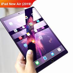 Apple iPad Air 3用アンチグレア ブルーライト 強化ガラス 液晶保護フィルム B01 アップル クリア