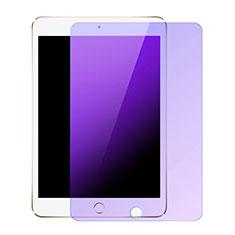 Apple iPad Air用アンチグレア ブルーライト 強化ガラス 液晶保護フィルム アップル ネイビー