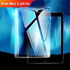 Apple iPad Mini 5 (2019)用強化ガラス 液晶保護フィルム T01 アップル クリア
