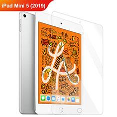 Apple iPad Mini 5 (2019)用強化ガラス 液晶保護フィルム T02 アップル クリア