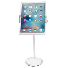 Apple iPad New Air (2019) 10.5用スタンドタイプのタブレット クリップ式 フレキシブル仕様 K27 アップル ホワイト