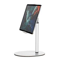 Apple iPad New Air (2019) 10.5用スタンドタイプのタブレット クリップ式 フレキシブル仕様 K28 アップル ホワイト