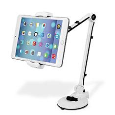 Apple iPad New Air (2019) 10.5用スタンドタイプのタブレット クリップ式 フレキシブル仕様 H01 アップル ホワイト