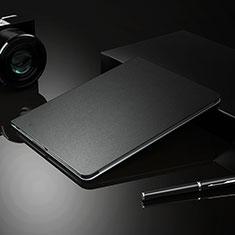 Apple iPad Pro 11 (2018)用手帳型 レザーケース スタンド L04 アップル ブラック