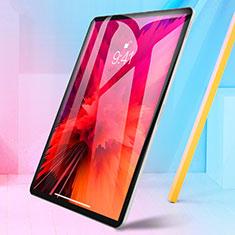 Apple iPad Pro 11 (2018)用強化ガラス 液晶保護フィルム T02 アップル クリア