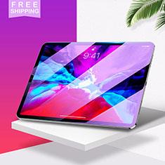 Apple iPad Pro 11 (2020)用アンチグレア ブルーライト 強化ガラス 液晶保護フィルム B05 アップル クリア