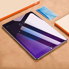 Apple iPad Pro 12.9 (2017)用アンチグレア ブルーライト 強化ガラス 液晶保護フィルム アップル ネイビー