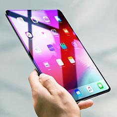 Apple iPad Pro 12.9 (2018)用アンチグレア ブルーライト 強化ガラス 液晶保護フィルム アップル クリア