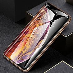Apple iPhone 11 Pro Max用強化ガラス 液晶保護フィルム アップル クリア