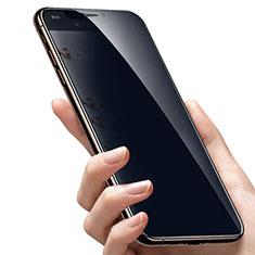 Apple iPhone 11 Pro Max用反スパイ 強化ガラス 液晶保護フィルム M01 アップル クリア