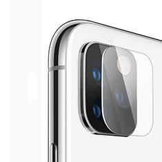 Apple iPhone 11 Pro Max用強化ガラス カメラプロテクター カメラレンズ 保護ガラスフイルム C01 アップル クリア