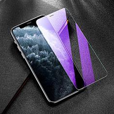 Apple iPhone 11 Pro Max用アンチグレア ブルーライト 強化ガラス 液晶保護フィルム アップル クリア