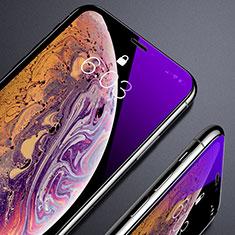 Apple iPhone 11 Pro Max用アンチグレア ブルーライト 強化ガラス 液晶保護フィルム B01 アップル クリア