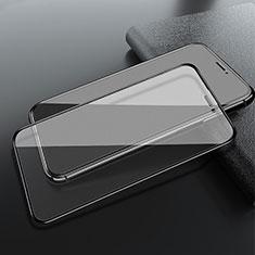 Apple iPhone 11 Pro Max用強化ガラス フル液晶保護フィルム F05 アップル ブラック