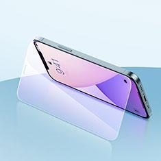 Apple iPhone 12用アンチグレア ブルーライト 強化ガラス 液晶保護フィルム アップル クリア
