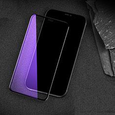 Apple iPhone 12用アンチグレア ブルーライト 強化ガラス 液晶保護フィルム B03 アップル クリア