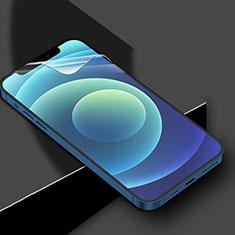 Apple iPhone 12用高光沢 液晶保護フィルム フルカバレッジ画面 アップル クリア
