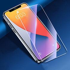 Apple iPhone 12用アンチグレア ブルーライト 強化ガラス 液晶保護フィルム B04 アップル クリア