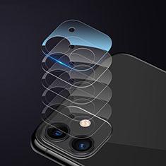 Apple iPhone 12 Mini用強化ガラス カメラプロテクター カメラレンズ 保護ガラスフイルム アップル クリア