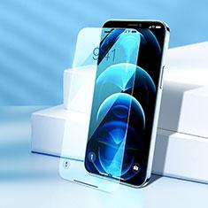 Apple iPhone 12 Mini用強化ガラス 液晶保護フィルム T02 アップル クリア