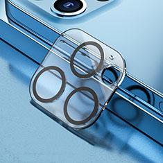 Apple iPhone 12 Pro用強化ガラス カメラプロテクター カメラレンズ 保護ガラスフイルム C02 アップル クリア