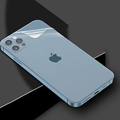 Apple iPhone 12 Pro Max用背面保護フィルム 背面フィルム アップル クリア