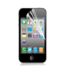 Apple iPhone 4用高光沢 液晶保護フィルム アップル クリア