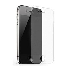 Apple iPhone 4用強化ガラス 液晶保護フィルム アップル クリア