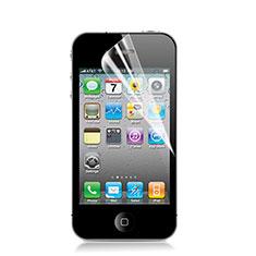 Apple iPhone 4S用高光沢 液晶保護フィルム アップル クリア