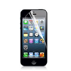 Apple iPhone 5用高光沢 液晶保護フィルム アップル クリア