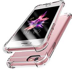 Apple iPhone 6用極薄ソフトケース シリコンケース 耐衝撃 全面保護 クリア透明 H14 アップル クリア
