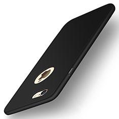 Apple iPhone 6用ハードケース プラスチック 質感もマット P09 アップル ブラック