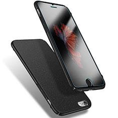Apple iPhone 6用ハードケース カバー プラスチック Q03 アップル ブラック