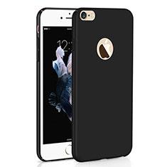 Apple iPhone 6用ハードケース プラスチック 質感もマット M01 アップル ブラック