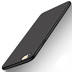 Apple iPhone 6S用ハードケース プラスチック 質感もマット P08 アップル ブラック