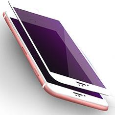 Apple iPhone 6S用アンチグレア ブルーライト 強化ガラス 液晶保護フィルム L02 アップル ホワイト