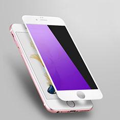 Apple iPhone 6S用アンチグレア ブルーライト 強化ガラス 液晶保護フィルム L03 アップル ホワイト