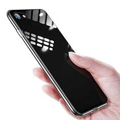 Apple iPhone 7用極薄ソフトケース シリコンケース 耐衝撃 全面保護 クリア透明 T16 アップル クリア