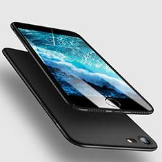 Apple iPhone 7用ハードケース プラスチック 質感もマット M10 アップル ブラック