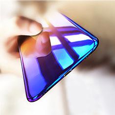 Apple iPhone 8用極薄ソフトケース グラデーション 勾配色 クリア透明 G02 アップル マルチカラー