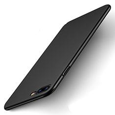 Apple iPhone 8 Plus用ハードケース プラスチック 質感もマット アップル ブラック