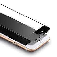 Apple iPhone SE (2020)用強化ガラス フル液晶保護フィルム F13 アップル ブラック